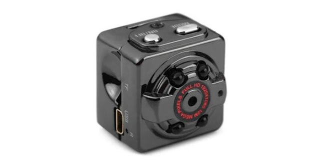 SPYCAM Mini DV infrared SQ8