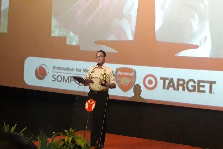 Dipimpin Anies, Jakarta Raih Penghargaan Kota Layak Anak dari NGO Internasional