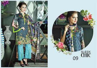 Cotton Galaxy vol 5 Cotton print pakistani Dress Material