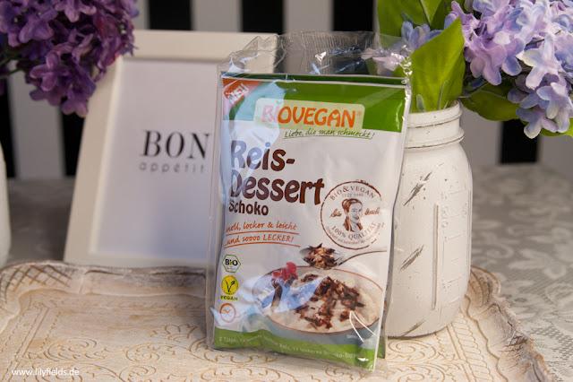 Biovegan - Reis-Dessert Schoko