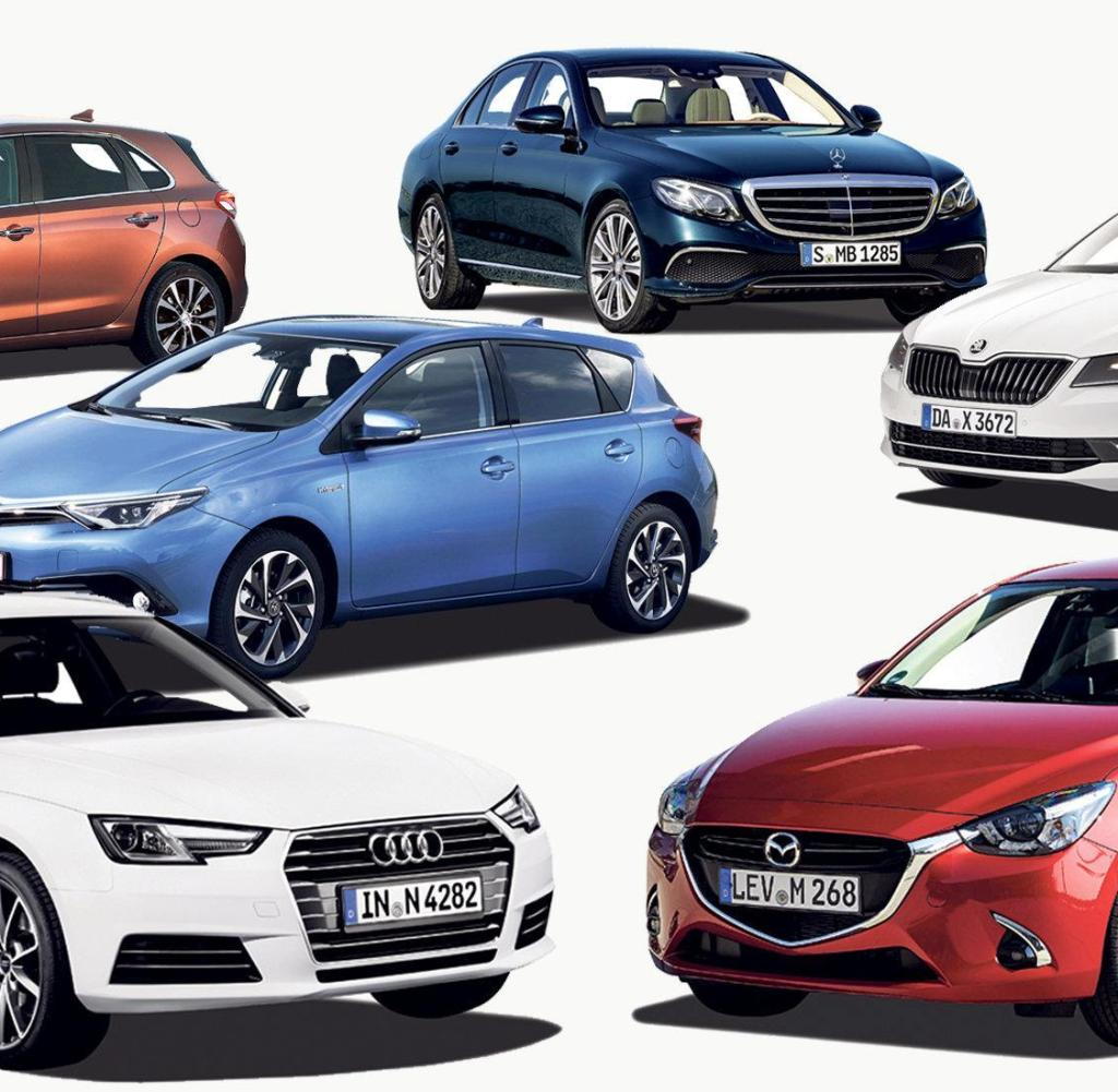 Koreanische Autos