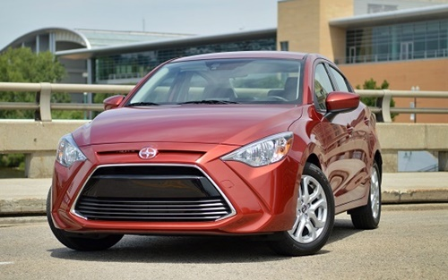 2016 Scion iA Release Date & Prices