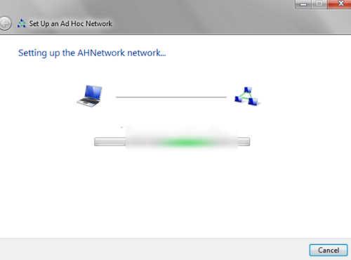 Cara Membuat Jaringan Wireless Mode Ad Hoc
