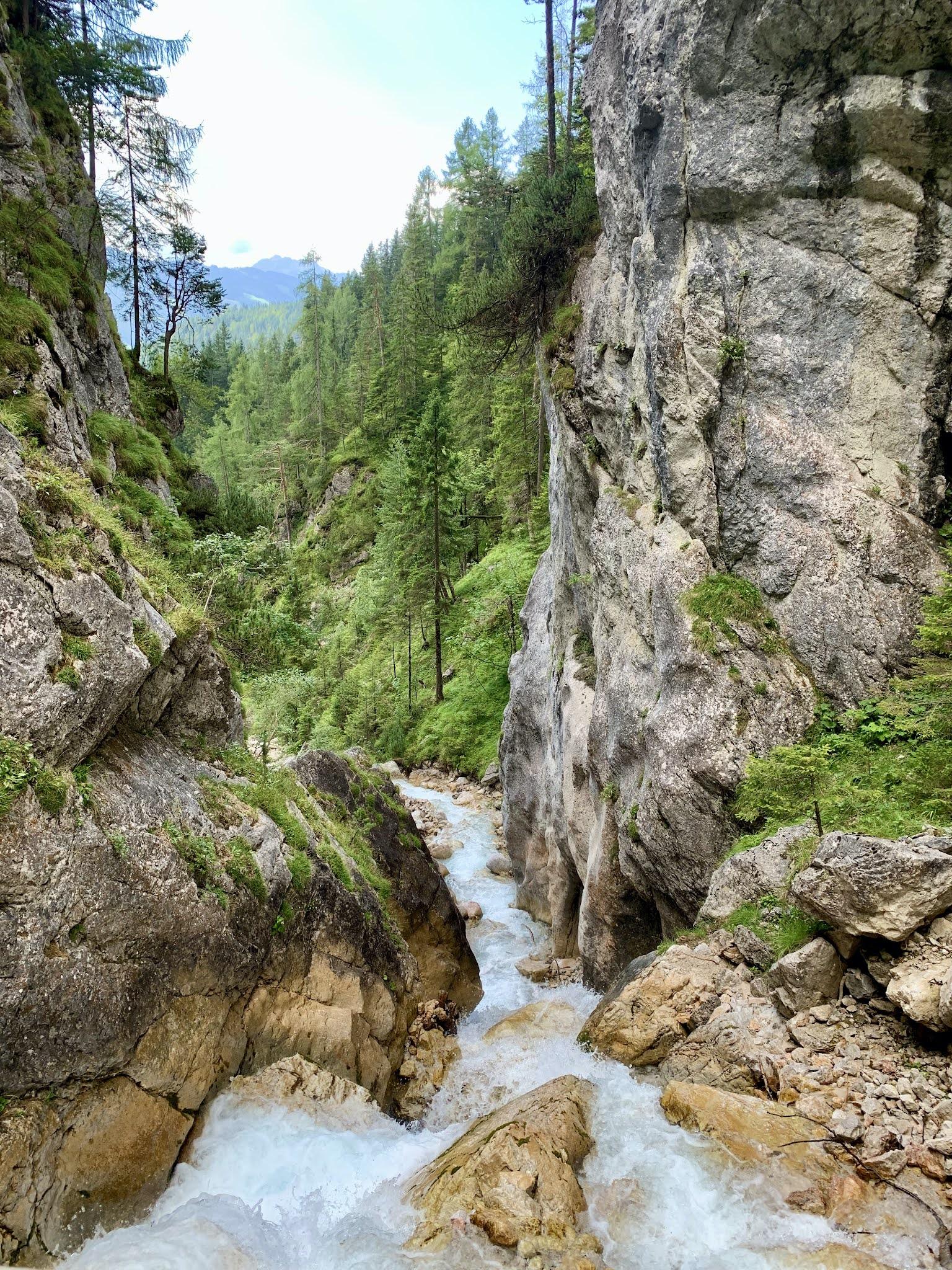 Silberkarklamm Steiermark