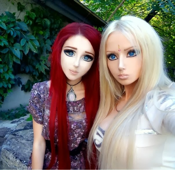 Real Life Anime Girl Makeup: An Anime Character In Real Life ! Do You Believe This