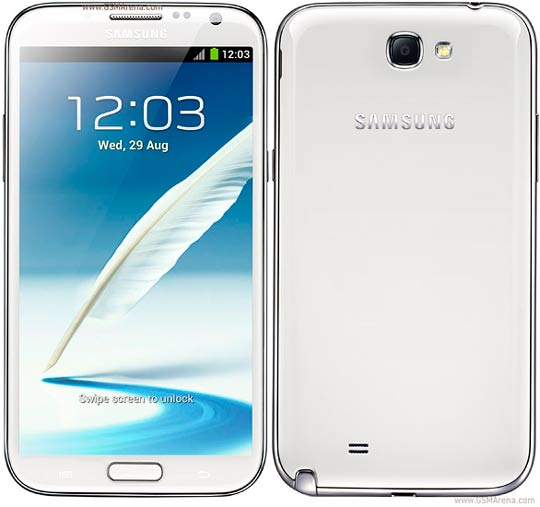 samsung galaxy note 2 price without carrier lock