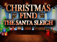 Top10NewGames - Top10 Find The Santa Sleigh