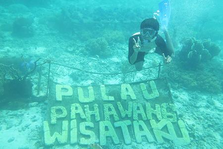 Pulau Pahawang, Lampung 3