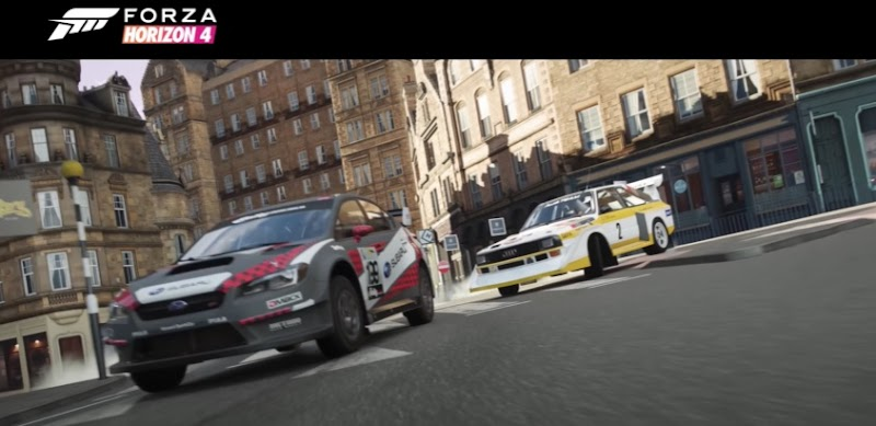Forza Horizon 4 will soon appear in Steam