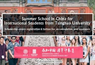 Summer School in China for International Students from Tsinghua University