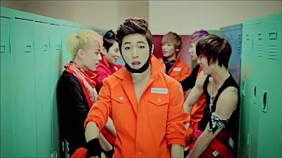Teen Top reveals Miss Right Locker Room MV version