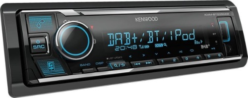 Kenwood dab+ autoradio