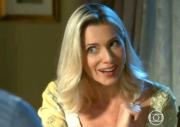 Marilda diz que Valentina vai precisar da sua ajuda (Imagem: Reprodução/TV Globo)