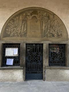 Chiesa di San Lorenzo alla Boccola.