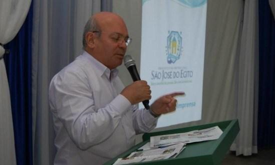 Romério Guimarães nega desistência de candidatura em São José do Egito