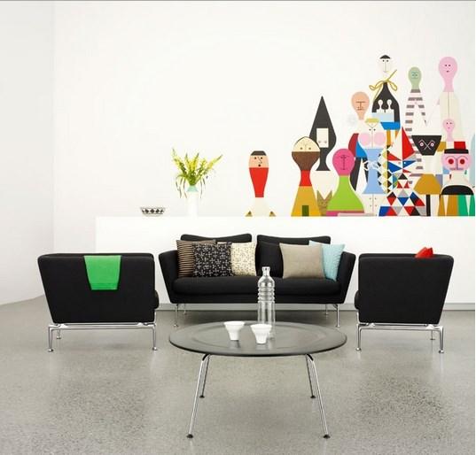 Beautifull Collection Modern Sofa Furniture
