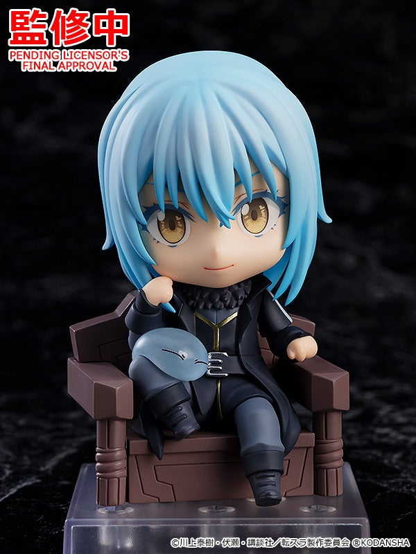 That Time I Got Reincarnated as a Slime - Nendoroid Rimuru -Demon Lord Ver.- (Good Smile Company)