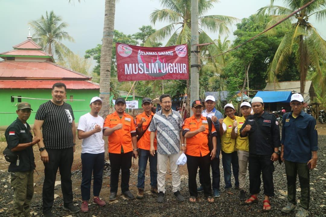 Setahun Tsunami Selat Sunda, WMI & AQL Bangun Training Center di Banten