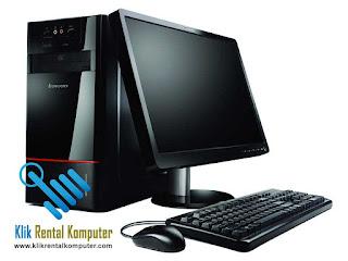 pusat sewa rental komputer di Indonesia, sewa rental PC Desktop di Indonesia, klik rental komputer