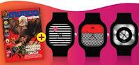 Assine Mundo Estranho, ganhe relógio Moov Watches
