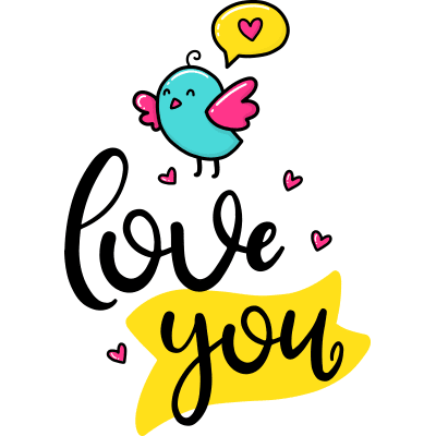 Bird Love You