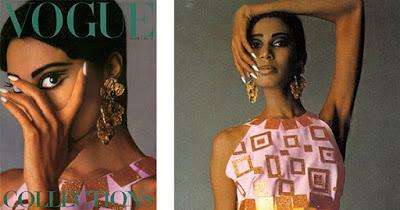 Donyale Luna, America's first Black supermodel