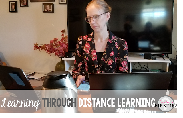 Learning through distance learning