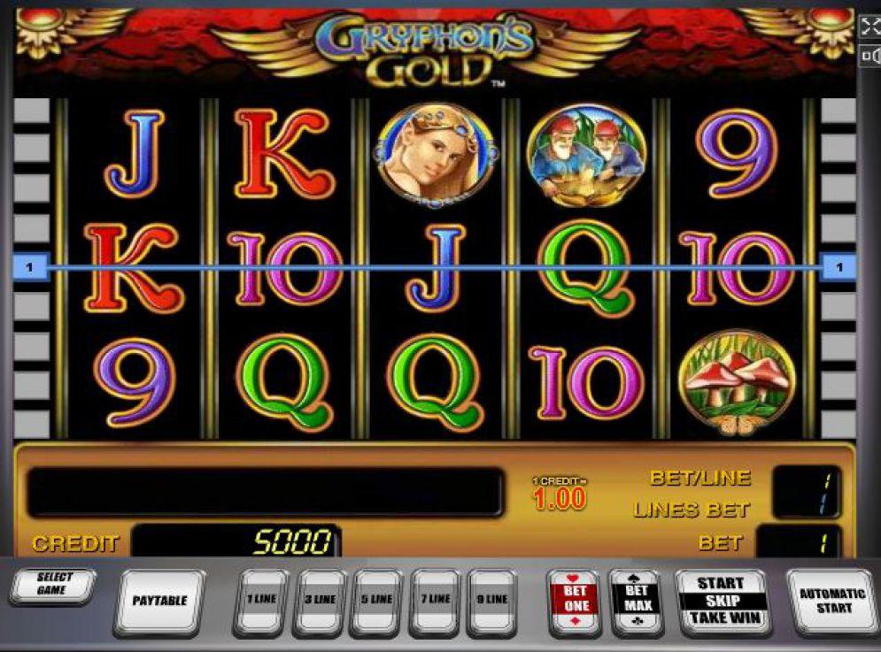 Jucat acum Gryphon's Gold Slot Online