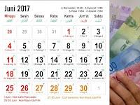 Jadwal Pencairan Gaji ke-13 PNS dan THR 2017