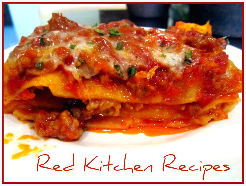 red kitchen recipes no ricotta lasagna rh redkitchenrecipes com easy lasagna recipe cottage cheese ricotta lasagna recipe cottage cheese ricotta spinach