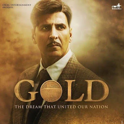 Gold Movie 2018 HD Poster Images