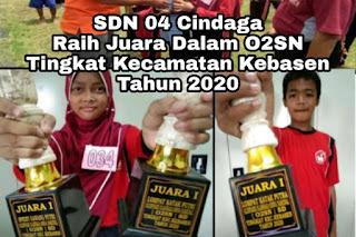 SDN 04 Poncot Desa Cindaga Kecamatan Kebasen Kabupaten Banyumas