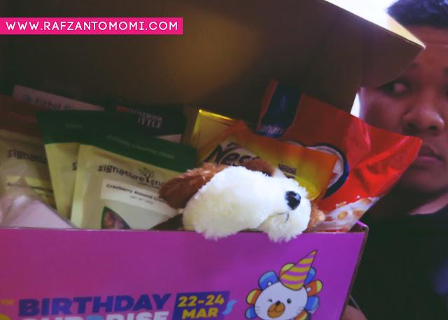 Kejutan Dari Lazada Malaysia | Lazada Surpri5e Box