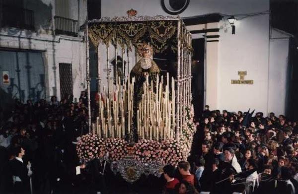 La Imagen de la Virgen de la Soledad de Puente Genil regresará a la Ermita del Dulce Nombre la próxima semana tras su restauración