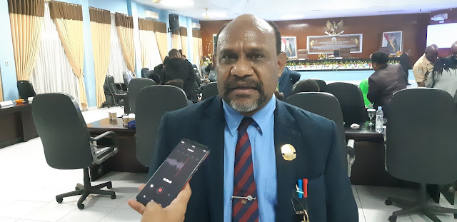 MRP Siapkan Penanganan Kepulangan Mahasiswa Papua dari Luar Papua