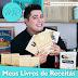 VÍDEO - Meus Livros de Receitas - AirFryer, Panela de Pressão Elétrica e Máquina de Pão.