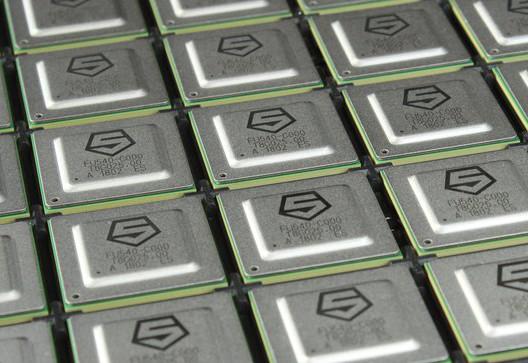 Processador SoC para a placa mãe que rodará Linux