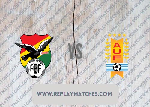 Bolivia vs Uruguay -Highlights 24 June 2021