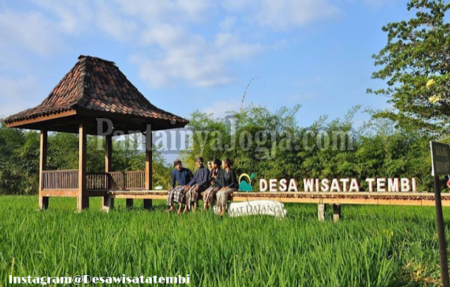 Desa wisata tembi bantul jogjakarta