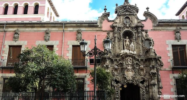 Museu de História de Madri, bairro de Chueca
