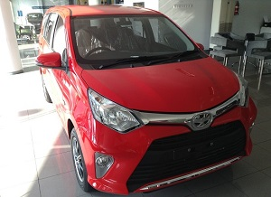 all new calya merah