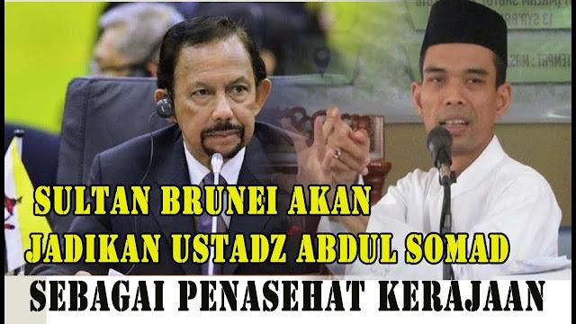 Netizen Brunei Tersinggung Hoax Indonesia terkait Ustad Abdul Somad