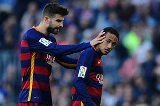 Pique: Neymar dan Ter Stegen Bakal Bertahan di Barca