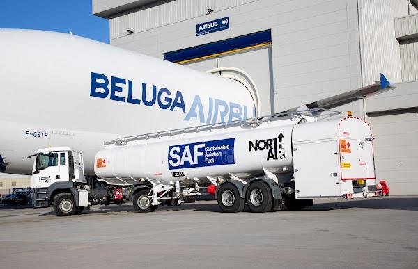 Airbus reduz ainda mais o impacto ambiental da sua frota Beluga