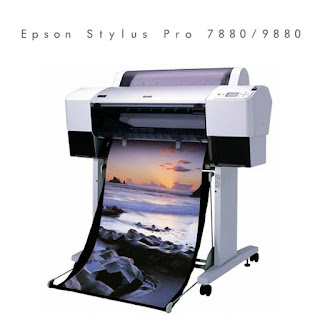 Epson Stylus Pro 7880/9880