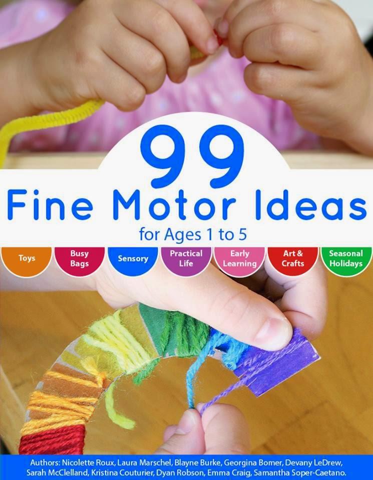 Fine Motor Ideas