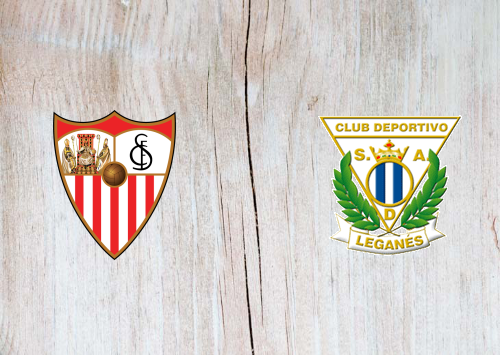 Sevilla vs Leganes -Highlights 1 December 2019