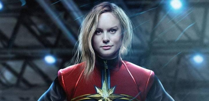 Capitã Marvel 2019 poderes