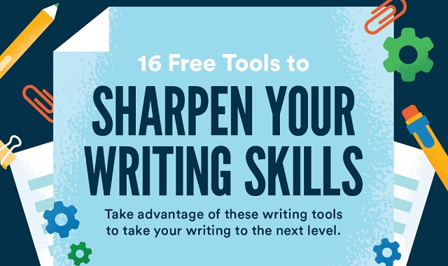 Enhance your writing skills with these 16 free tools