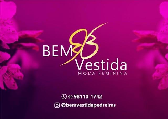 A loja Bem Vestida está recheada de novidades!! Confiram, meninas!